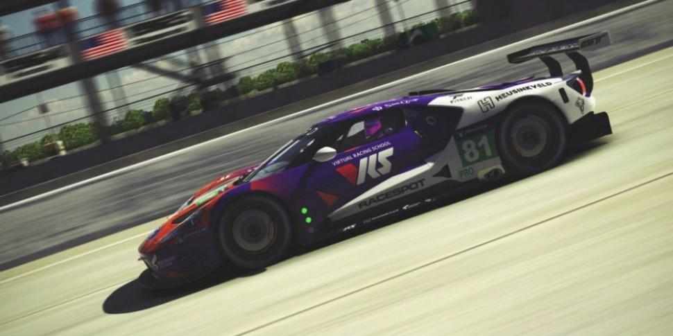 Virtual Racing School case study - Jaap Grolleman