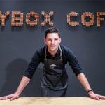 Greybox Coffee Shanghai Xintiandi  store opening