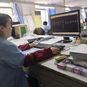 Factory visit Shanghai